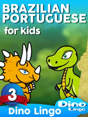 cover image of Portuguese for Kids, Lesson 3